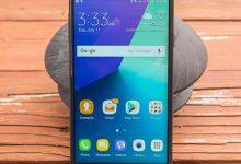 صورة مراجعة هاتف Samsung Galaxy J7 2017 (AT&T)