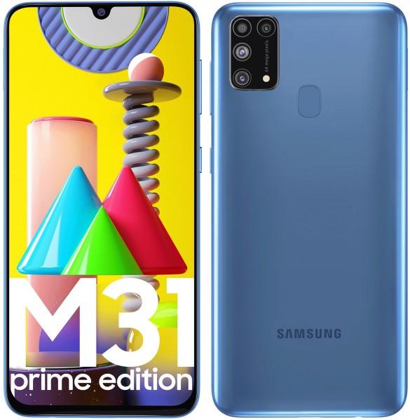 تم الإعلان عن Samsung Galaxy M31 Prime Edition ، وتبدأ المبيعات في 17 أكتوبر