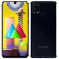 Samsung Galaxy M31 Prime Edition باللون الأسود الفلكي