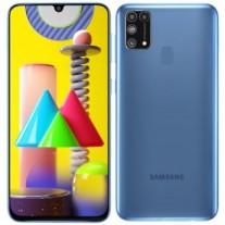 Samsung Galaxy M31 Prime Edition بلون Iceberg Blue