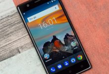 صورة مراجعة هاتف Nokia 3