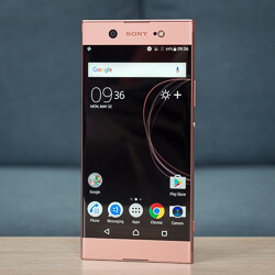 صورة مراجعة هاتف Sony Xperia XA1 Ultra