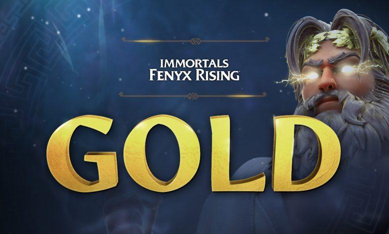 صورة رسمياً: الإنتهاء من تطوير Immortals Fenyx Rising بشكل كامل!