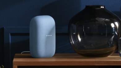 جوجل تطلق أحدث مكبرات صوت ذكية لها Nest Audio بسعر 100 دولار