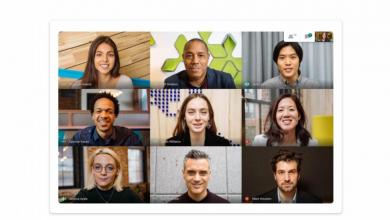 جوجل تجلب ميزة الخلفية الإفتراضية المخصصة لتطبيق Google Meet على المتصفح