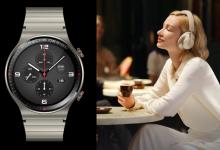 هواوي تطلق FreeBuds Studio والإصدار الخاص من ساعة Watch GT 2 Porsche