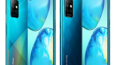 صورة Infinix تطلق هاتفي Note 8 وNote 8i بتصميم ثقب الشاشة ومعالج Helio G80