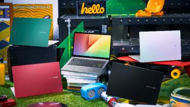اجعل دراستك مليئة بالألوان مع عروض (VivoBook S14 (S433 المميزة من ASUS