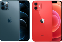 صورة ابل تسجل من 7 إلى 9 مليون طلب لحجز هواتف iPhone 12 وiPhone 12 Pro
