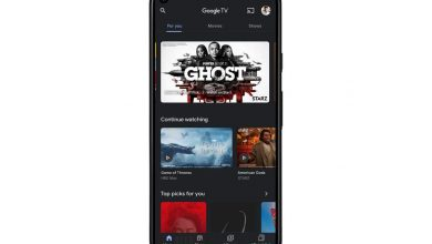 تطبيق Google Play Movies & TV أصبح الآن Google TV