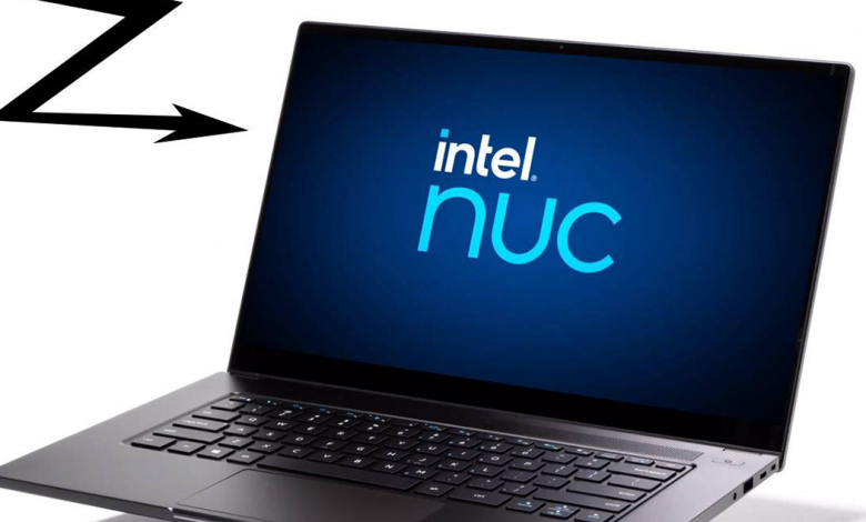 صورة إنتل تكشف عن نموذج جهاز حاسب NUC M15 بحجم صغير وآداء قوي