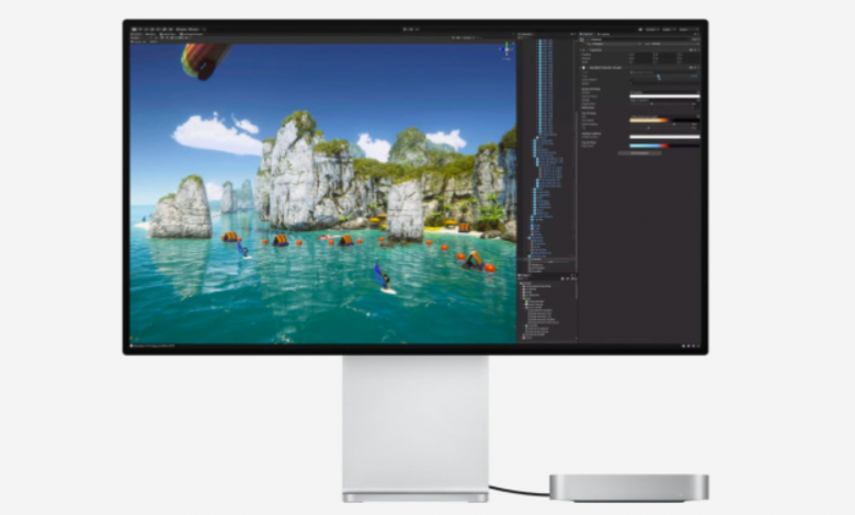 صورة ابل تطلق جهاز Mac Mini الجديد برقاقة M1 وسعر يبدأ من 699 دولار
