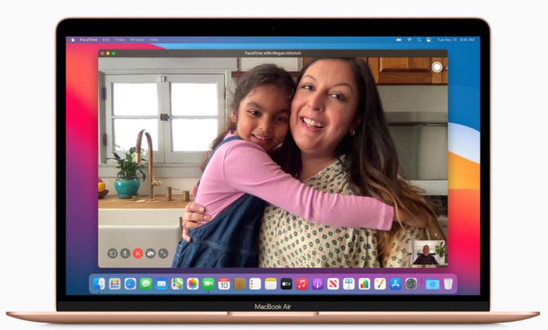 صورة ابل تقدم جهاز MacBook Air الجديد برقاقة M1 وتصميم بدون مراوح وسعر يبدأ من 999 دولار