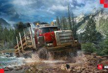 صورة احصل الآن على لعبة MudRunner مجاناً عبر متجر Epic Games.