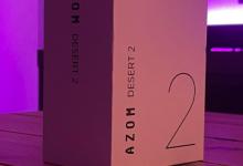 """صورة الشركة  السعودية عزوم """"Azom"""" تطلق هاتفها الجديد """"Azom Desert 2"""" اليوم"""