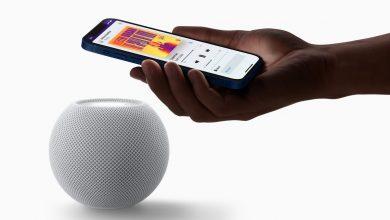 صورة بعض مستخدمي مكبر الصوت الذكي Apple HomePod Mini يواجهون مشكلة في الإتصال بالإنترنت