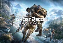 صورة تحديث للعبة Ghost Recon Breakpoint لتعمل بدقة 4K على PS5.