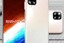 صورة تسريبات تكشف عن قدرة البطارية في هاتف Galaxy A12 المرتقب من سامسونج