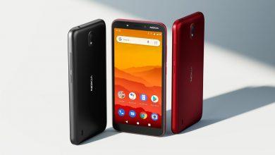صورة تسريب المواصفات التقنية للهاتف Nokia C1 Plus قبيل الإعلان الرسمي