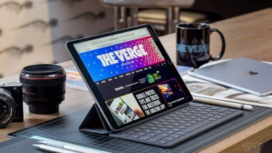 iPad laptop