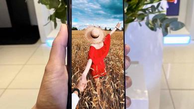 صورة سامسونج تقدم هاتف Galaxy Z Fold3 بزجاج فائق النحافة لدعم قلم styles
