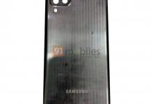 صورة صور حية مسربة تكشف عن ملامح تصميم Galaxy M12 بقدرة بطارية 7000 mAh
