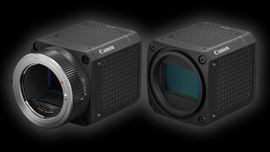 صورة كانون تعلن عن 4.5 مليون كاميرا ISO (!!!) مع فيديو 164 إطارًا في الثانية