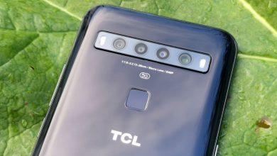 صورة مراجعة TCL 10 5G |  عالم الكاميرا الرقمية