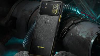 صورة وان بلس تطلق الإصدار المحدود من هاتف OnePlus 8T Cyberpunk 2077 بسعر 597 دولار