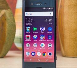 صورة مراجعة هاتف Sony Xperia XZ Premium