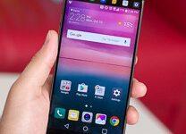 صورة مراجعة هاتف LG V20