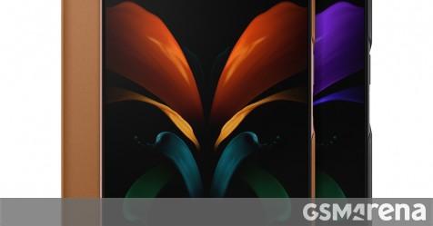 صورة سامسونج تطلق أغطية جلدية لهاتفي Galaxy Z Fold2 و Galaxy Buds Live