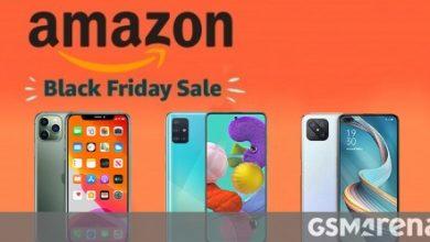صورة تتيح لك صفقات Amazon Black Friday التوفير على Apple و Samsung و Oppo وغيرها