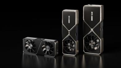 أفضل 3 إصدارات من سلسلة GeForce RTX 30 مرشحة للشراء الآن
