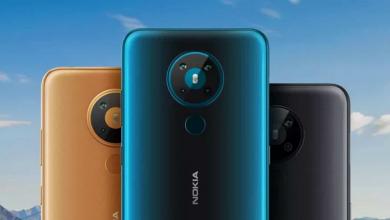 صورة HMD تستعد لإطلاق هاتف NOKIA 5.4 بتصميم ثقب الشاشة قريباً