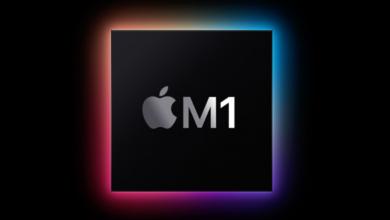 ابل تعلن رسمياً عن رقاقة M1 أول رقاقة من Apple Silicon لأجهزة Mac