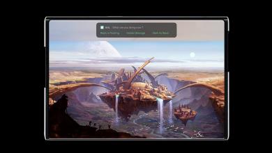 صورة Oppo تكشف عن نموذج لهاتف مميز بشاشة قابلة للتدوير يعرف بهاتف Oppo X 2021