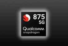 صورة تقرير يشير إلى أن رقاقة Snapdragon 875 تدعم 5 إصدارات في الربع الأول من 2021
