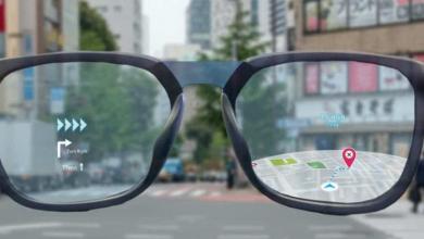 ابل تسجل براءة إختراع جديدة في تصميم Apple Glass في الولايات المتحدة