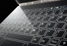 ابل تسجل براءة إختراع للوحة مفاتيح بتصميم جديد لأجهزة Mac