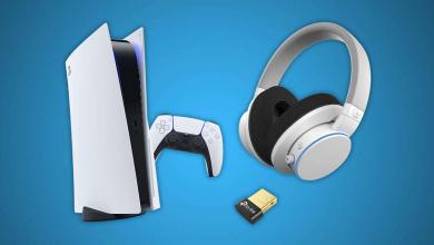 كيفية توصيل سماعات البلوتوث بجهاز ألعاب PS5 الجديد