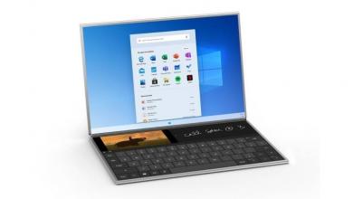 مايكروسوفت تقدم WINDOWS 10X قريباً لأجهزة الحاسب منخفضة التكلفة