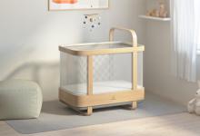 سرير ذكي من Cradlewise يدعم تهدئة الأطفال حديثي الولادة للعودة إلى النوم
