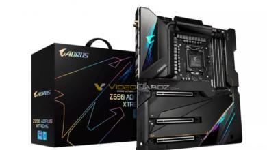 Gigabyte تكشف عن إصدارها الجديد من اللوحة الأم Z590 AORUS Xtreme المرتقبة #CES2021