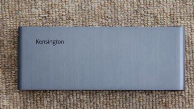 Kensington تطلق قاعدة SD5700T Thunderbolt 4 بسعر 290 دولار  #CES2021