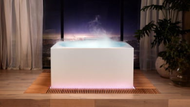 Kohler تعلن عن ترقية جديدة بعنوان Stillness Bath في منتجات الشركة الذكية  #CES2021