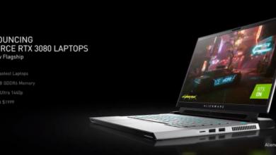 سلسلة RTX 30 من كرت الشاشة تنطلق في أجهزة الحاسب في 26 من يناير #CES2021