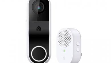TP-Link تكشف عن كاميرة مراقبة وجرس باب يدعم تسجيل الفيديو  #CES2021