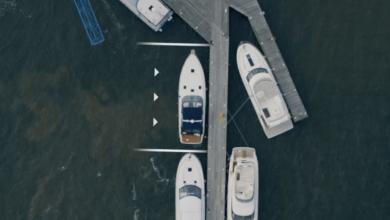 Volvo تكشف عن تقنية جديدة في نظام إرساء ذاتي للسفن #CES2021