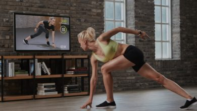 Wondercise تضيف مستشعرات للذراع والساقين لتتبع شكل التمرين بشكل أفضل #CES2021